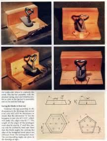 making wooden soccer ball woodarchivist