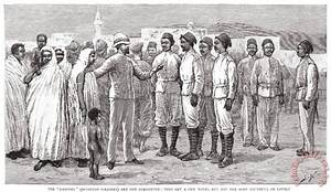 Others East Africa: Slave Trade painting - East Africa ...