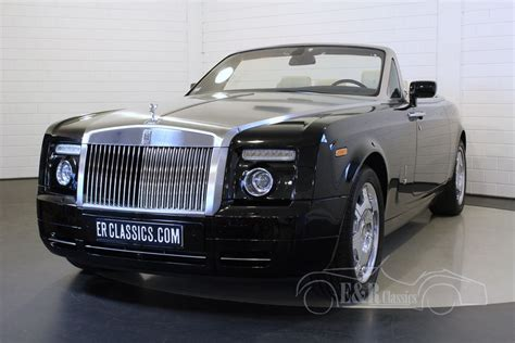 Roll Royce Phantom For Sale by Rolls Royce Phantom Drophead 2008 For Sale At Erclassics
