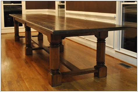 Solid Wood Kitchen Table Sets