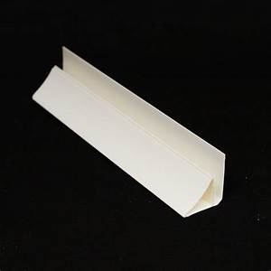 Coving pvc trim in white chrome for 5mm bathroom for Coving for bathroom ceilings