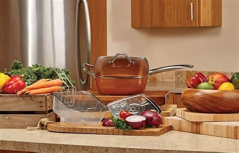 copper chef pan reviews    worth buying