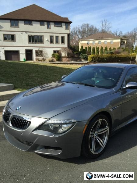 2008 Bmw M6 For Sale by 2008 Bmw M6 For Sale In United States