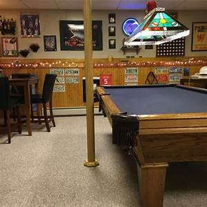 Free Up Space Around Your Pool Table With Pole