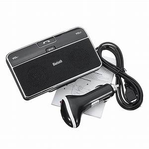 Cd 50 Phone Bluetooth : silm wireless bluetooth handsfree speaker phone mp3 car ~ Kayakingforconservation.com Haus und Dekorationen