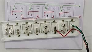 Deepakkumar Yadav  How To Make Electrical Extension Board