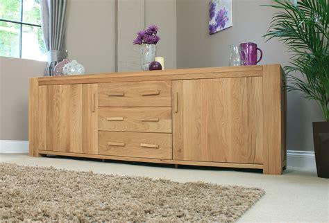 Oak Large Sideboard by Oxf Direct The Luxury Furniture Store Aston Oak Range