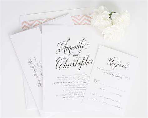 blush wedding invitations blush gold wedding inspiration wedding invitations 1989