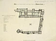 James Hakewill 17781843 Plan of the Ground Floor of