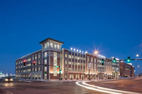 Orland Park by Orland Park Parking Structure Opens To