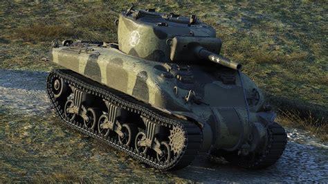 world of tanks m4 sherman 10 kills 3 5k damage youtube