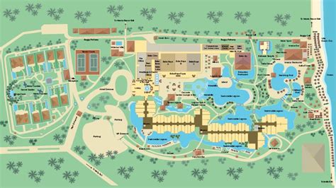 laguna resort spa bali resort map honeymoon
