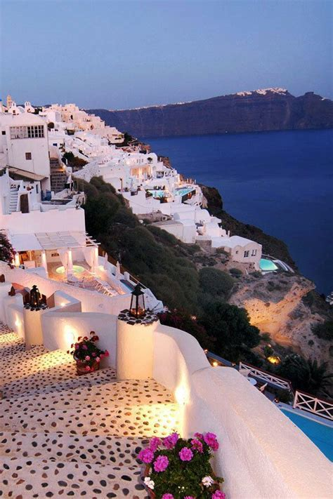 Santorini Greeceone Place Ive Always Wanted To Go