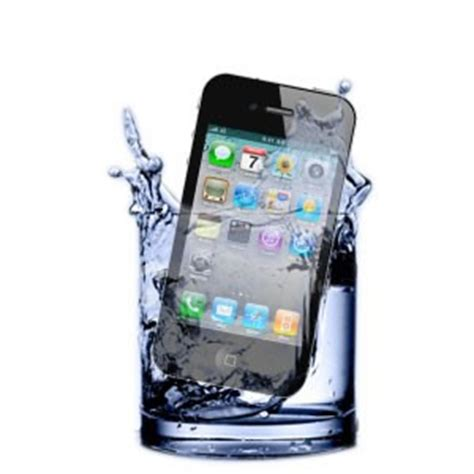 dropped my iphone in water dropped an iphone in water follow these steps