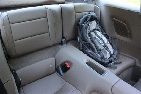 porsche 911 back seat porsche 911 carrera 4s review usable nirvana
