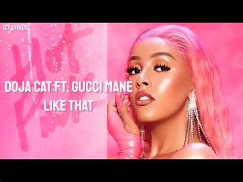 doja cat   ft gucci mane lyrics youtube