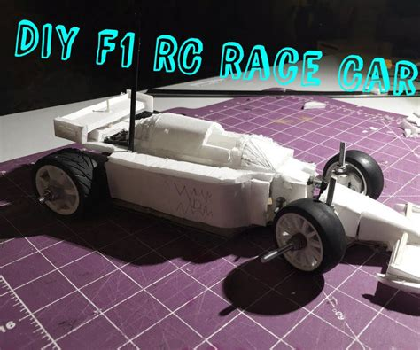 Diy F1 Rc Race Car A Complete Beginners Guide To Building