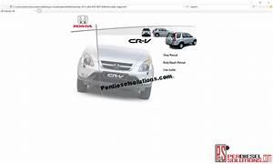 Honda Cars Full Package Service Repair Manual And Diagrams