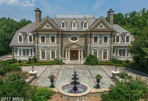 house plans 16 000 square georgian mansion in mclean