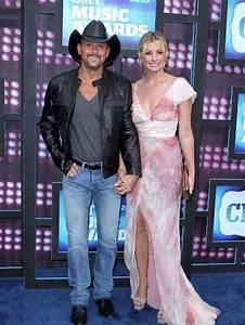 Tim McGraw and Faith Hill, the multi-platinum-selling ...