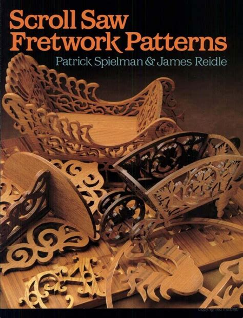 scroll  fretwork patterns ornaments woodworking