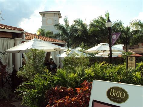 brio pembroke gardens panoramio photo of brio tuscan grill the shops at