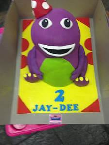 3D Barney – Cake And Bake