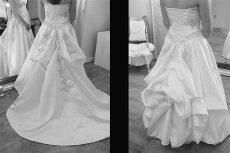 3 Ways To Bustle A Wedding Dress