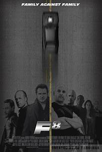 Fast And Furious F8 : f8 fast and furious 8 fan poster by ejtangonan on deviantart ~ Medecine-chirurgie-esthetiques.com Avis de Voitures