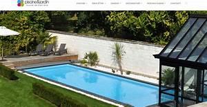 Piscine Et Jardin Arras : d veloppement d 39 un site vitrine pour paysagistes et piscinistes reconnus ~ Melissatoandfro.com Idées de Décoration