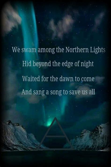 Who Sings Northern Lights by Northern Lights 30 Seconds To Mars 30 Seconds To Mars