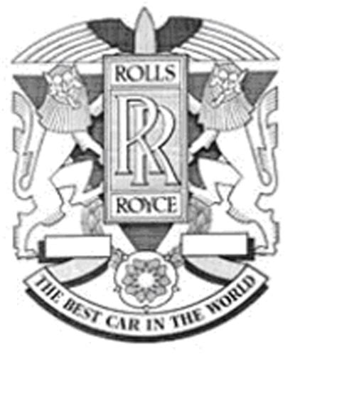 rolls royce logo drawing history of logo acdac page 2