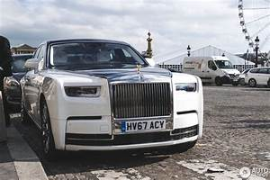 Rolls Royce France : rolls royce phantom viii 9 march 2018 autogespot ~ Gottalentnigeria.com Avis de Voitures