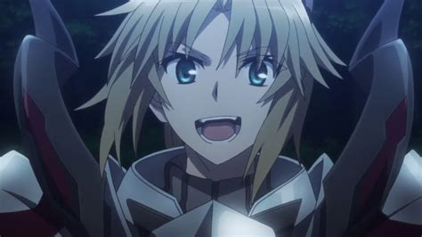 fateapocrypha mordred appearance youtube