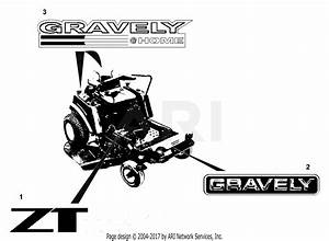Gravely 915042  005000