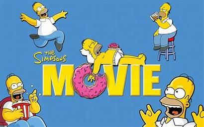 Desktop Simpsons