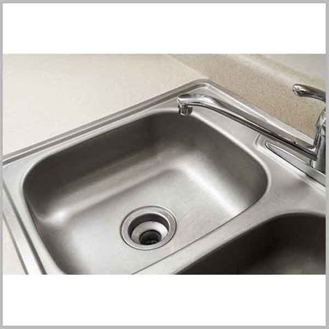 kitchen sink material choices 6 material options in kitchen sinks homeonline 5853