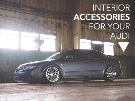 Audi Accessories by Ecs News Audi B6 S4 Interior Accessories