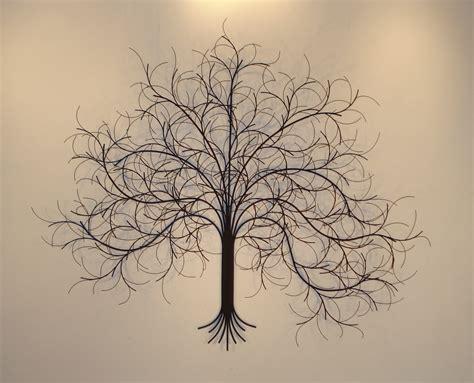 metal wall art  wall decor trees gurtan