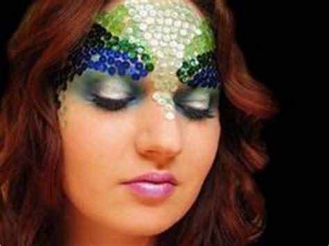 Stage Makeup Morgue Mermaid Design 1