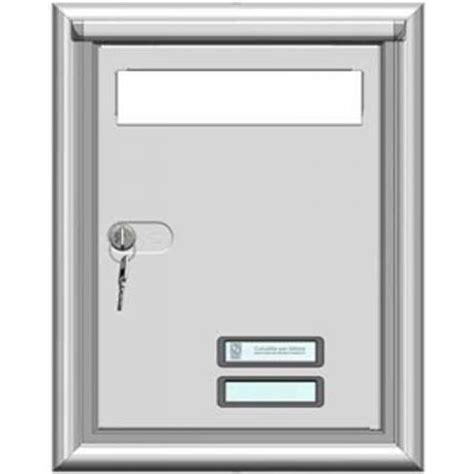 cassetta lettere incasso sportello per cassetta postale silmec