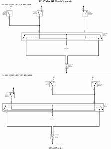95 Volvo 940 Wiring Diagram