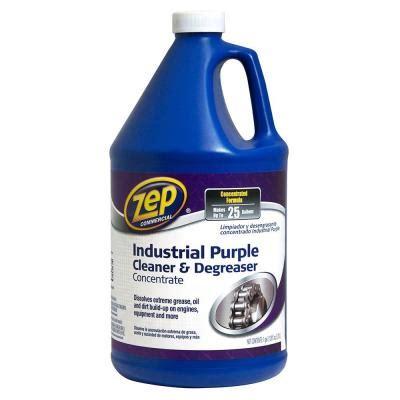 zep 128 oz industrial purple degreaser zu0856128 the
