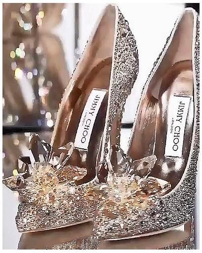 Choo Jimmy Cinderella Zapatos Boda Mujer Heels