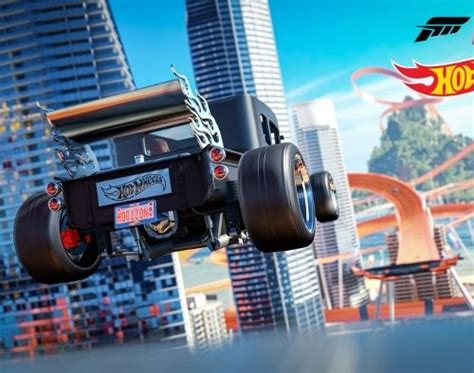 Forza Horizon 3 Hot Wheels Expansion Gets Release Date