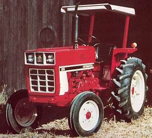Case Ih 284 Tractor Service Repair Shop Manual