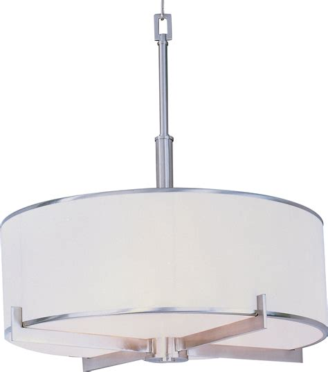 maxim lighting 12053wtsn nexus modern contemporary drum