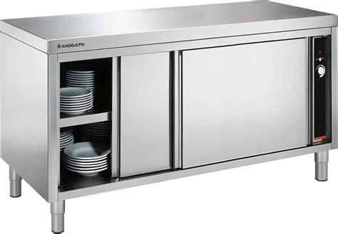 po麝e cuisine professionnelle table armoire chaude avec portes coulissantes professionnel a20b1e
