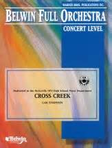 Cross Creek Sheet Music by Carl Strommen (SKU: BFOM01001 ...