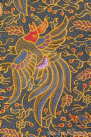 sketsa batik tradisional batik indonesia